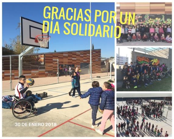 """cache 32874103 1 - """"Todavía hay tiempo"""" : Solidaridad y deporte."""