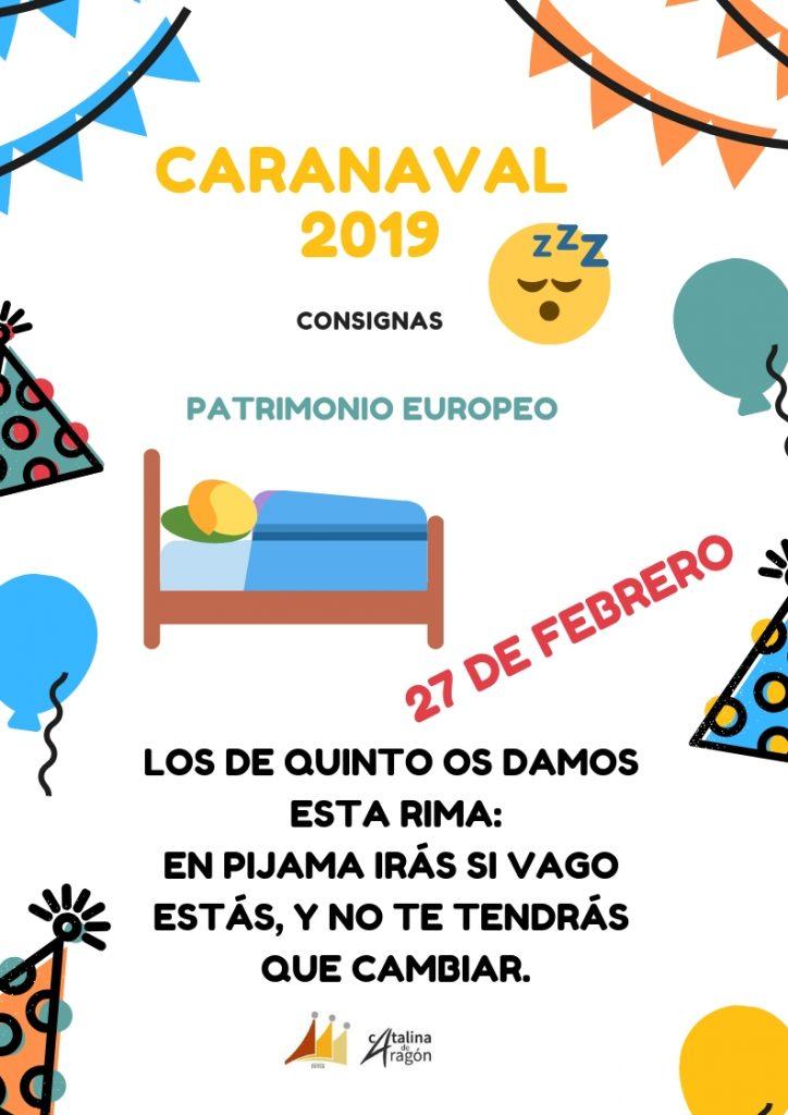 This weeks celebrators are 2 724x1024 - CARNAVAL 2019