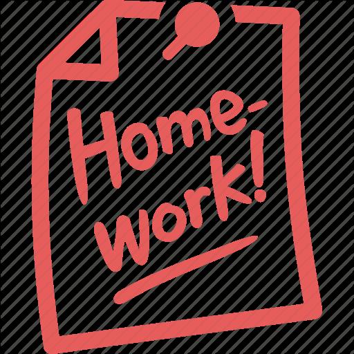 homework icon 1 - ORDEN DE TAREAS ESCOLARES