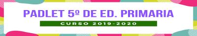 Padlet 5 EP 2019 2020 p - PADLETS