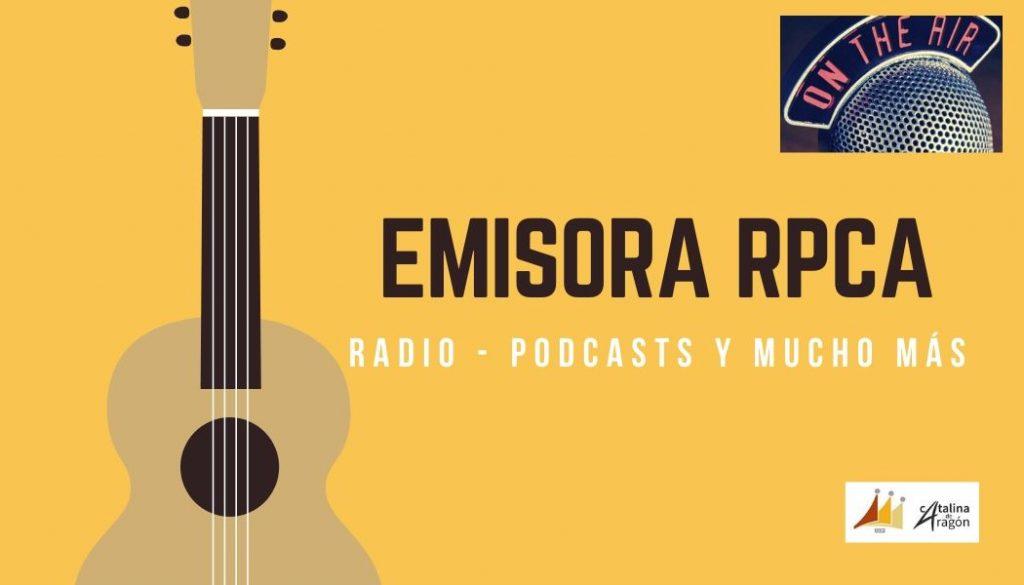 emisora rpca 1024x585 - EMISORA RADIO PODCAST