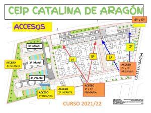 2122 patios 300x225 - BIENVENIDA E INFORMACIÓN DEL CURSO 2021/22